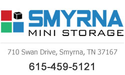 Smyrna Mini Storage in Smyrna TN